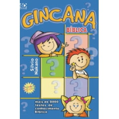 GINCANA BÍBLICA - COD 0653