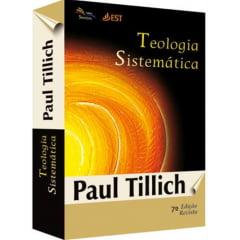 Teologia Sistemática de Paul Tillich  7ª Edição Revista