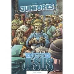 A IGREJA DE JESUS - 9 A 11 ANOS - PROFESSOR