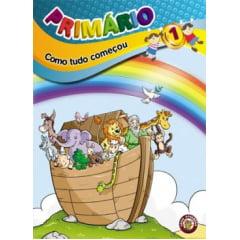 COMO TUDO COMEÇOU - Revista de Ensino Bíblico do Aluno
