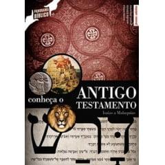CONHEÇA O ANTIGO TESTAMENTO VOL.2 - Revista de Ensino Bíblico do Aluno