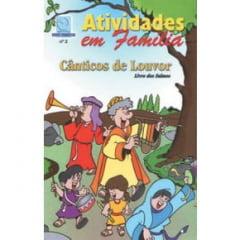 CULTO INFANTIL - CÂNTICOS DE LOUVOR.  VOL 2 - ALUNO