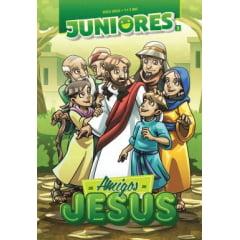 OS AMIGOS DE JESUS - Revista de Ensino Bíblico do aluno