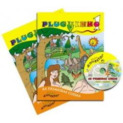 PLUGUINHO 01 - AS PRIMEIRAS COISAS - kit do professor